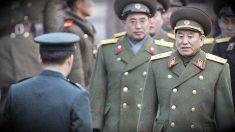 General Kim Yong-chol, asistente del dictador norcoreano Kim Jong-un.
