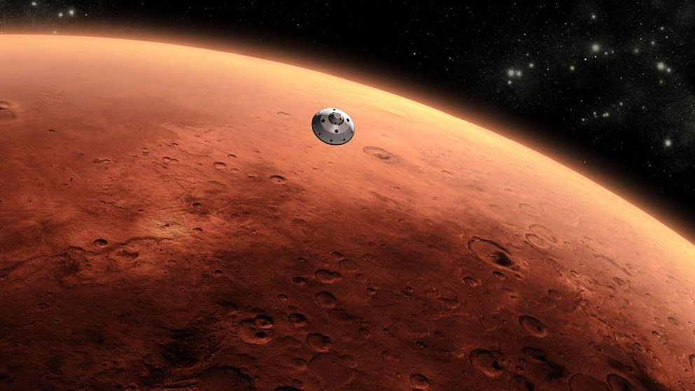 Información curiosa sobre Marte
