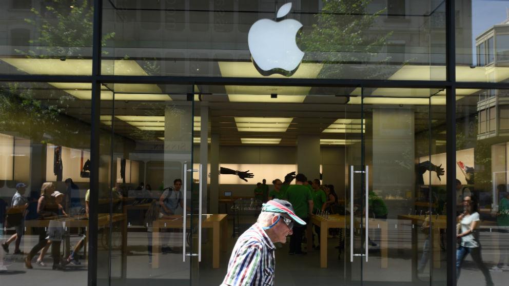 Tienda de Apple en Zurich (Foto: iStock)