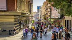 Calle Preciados de Madrid (Foto: iStock)