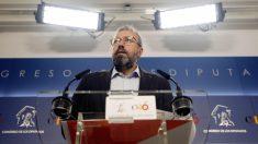 Juan Carlos Girauta, portavoz de Ciudadanos en el Congreso de los Diputados. (Foto: EFE)