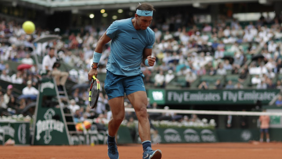 Rafa Nadal – Del Potro   Roland Garros en directo