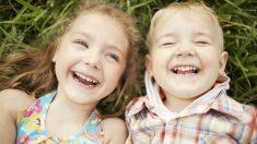 Niños sonrientes (Foto. Istock)