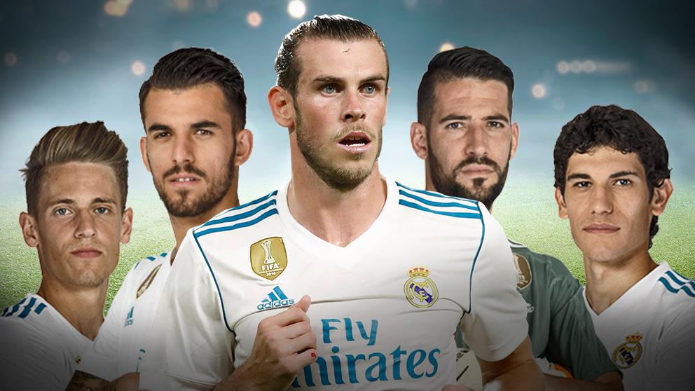 Arranca la operación salida en el Real Madrid.