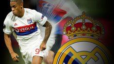 Mariano es uno de lo candidatos para reforzar la delantera del Real Madrid.