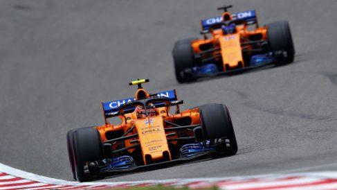 Stoffel Vandoorne se ha mostrado bastante decepcionado con McLaren, a los que acusa de haberle sacrificado a favor de Fernando Alonso durante el pasado Gran Premio de Mónaco. (Getty)