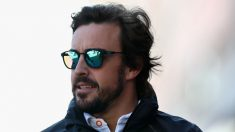 Fernando Alonso se considera uno de los mejores en la Fórmula 1. (getty)