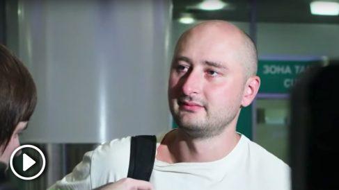 Arkadi Babchenko.
