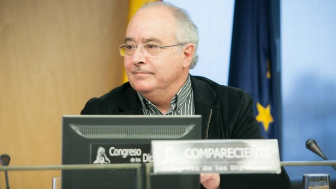 Josep Bargalló, conseller de Educación de Torra, en el Congreso en una imagen de archivo. / Congreso