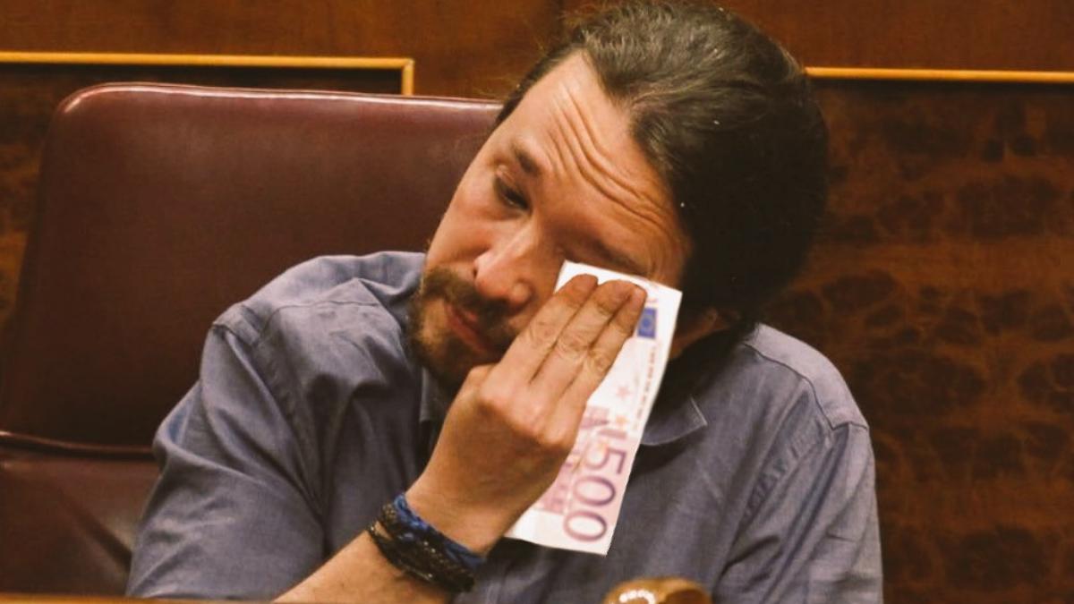 Las redes se ríen de Pablo Iglesias: mejores memes tras su llanto en el Congreso (RRSS).
