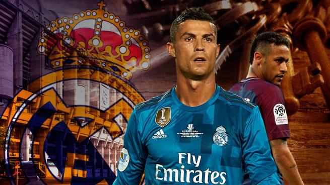 Cristiano Ronaldo tiene la llave para fichar a Neymar
