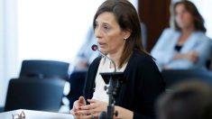 La ex jefa de servicio de fiscalización de la Junta, un departamento adscrito a la Intervención General, Rosario Lobo (EFE).