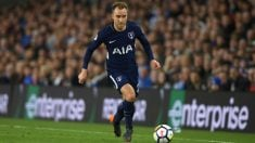 Christian Eriksen es el elegido por el Real Madrid como sustituto natural de Modric (Getty).