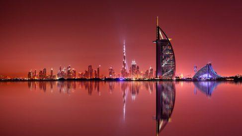 Dubái (Foto. Istock)