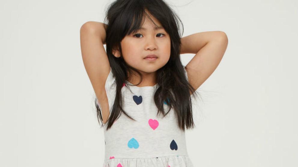 Las propuestas veraniegas de H&M para niña
