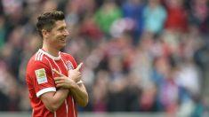 Robert Lewandowski no seguirá en el Bayern y decidirá su futuro tras el Mundial (Getty).