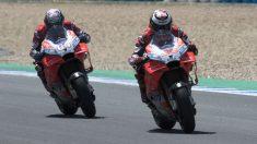 El estilo de Jorge Lorenzo no es el adecuado para la Ducati, una moto que se pilota de forma muy diferente que la Yamaha a la que estaba acostumbrado el balear. (Getty)