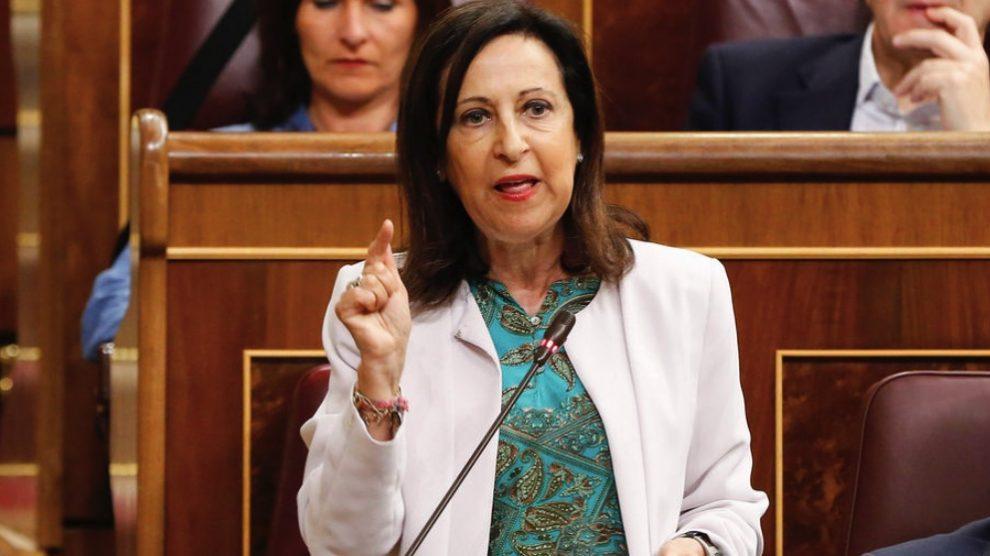 Margarita Robles. (Foto. PSOE)