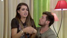 Violeta no ha podido aguantar las lágrimas con la actitud de Barranco en 'MYHYV'