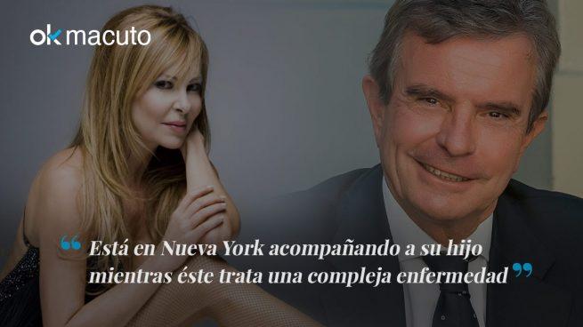 Ana Obregón le pide a Antonio Catalán que haga una excepción en sus hoteles