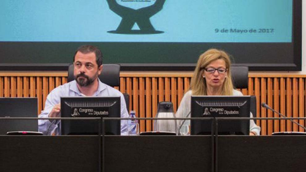 Pedro Arancón presidente de la Plataforma x la 'Honestidad'