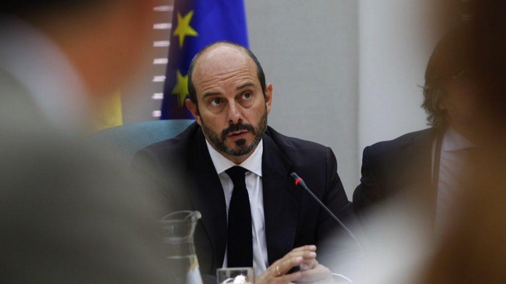 Pedro Rollán. (Foto. CM)