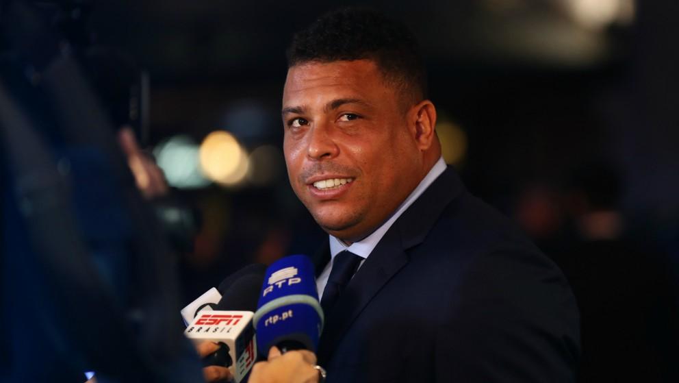 Ronaldo Nazario, en una imagen de archivo. (Getty)