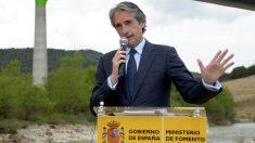 El ministro de Fomento, Íñigo de la Serna (Foto: GETTY).