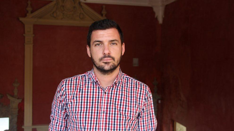El economista de Izquierda Unida (IU) Eduardo Garzón.