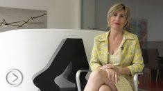 Nuria Vilanova, presidenta de Atrevia durante la entrevista.