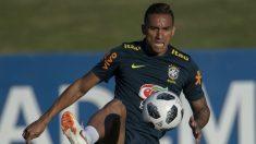 Danilo se alegra de haber dejado el Madrid (AFP)