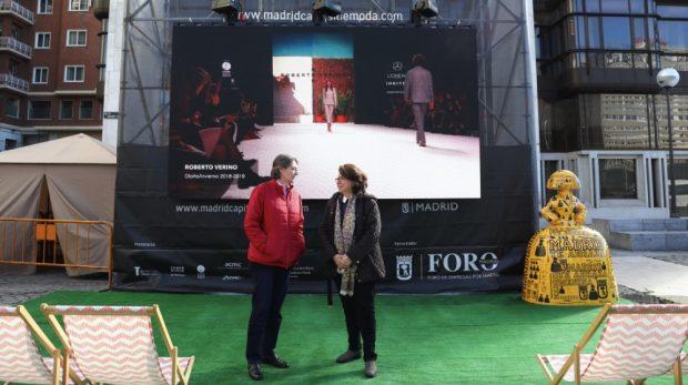 Carmena no colocará pantallas gigantes para ver los partidos de la selección en el Mundial