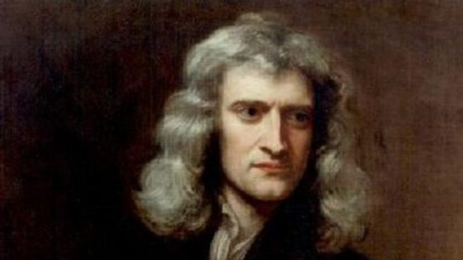 Frases célebres de Isaac Newton