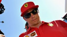 El futuro de Kimi Raikkonen podría pasar por una vuelta al Mundial de Rallys, según especulan algunos medios finlandeses, lo que descartaría su continuidad en Ferrari un año más. (getty)