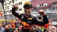 El buen hacer de Daniel Ricciardo durante las seis primeras carreras del mundial ha hecho que muchos empiecen a verle como un serio candidato al triunfo final. (Getty)