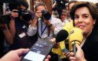"""La cuñada de Rajoy: """"Soraya tiene a sus pies a casi todos los medios, preferentemente de izquierdas"""""""