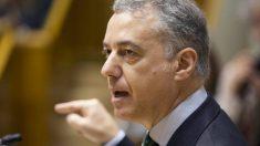 Iñigo Urkullu, lehendakari. (Foto: EFE)