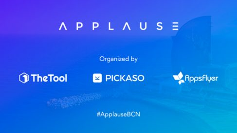 Applause 2018: Congreso de marketing de aplicaciones móviles en Barcelona