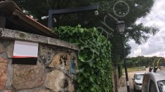 Cámara de seguridad en el chalet de Iglesias y Montero. (Fotos. OKDIARIO)