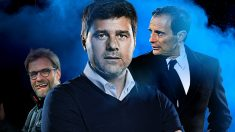 Pochettino, Allegri y Klopp, los tres principales candidatos a la sucesión de Zidane.