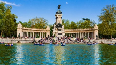 Descubre todas cosas que hacer en el Parque del Retiro de Madrid