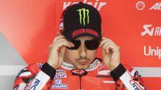 Jorge Lorenzo ha respondido con contundencia a las palabras del CEO de Ducati, que daba por segura su salida de la estructura italiana a finales de esta temporada. (getty)