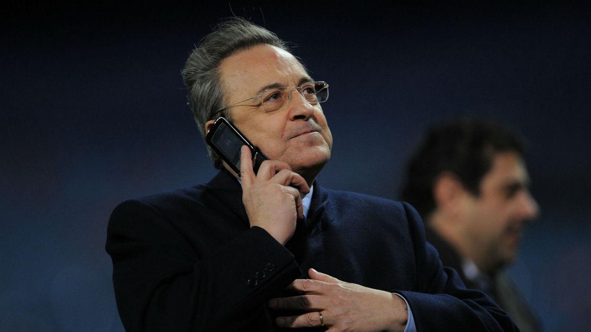 Florentino Pérez. (Foto: Getty)