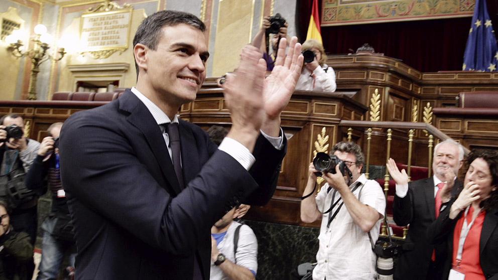 Pedro Sánchez, presidente del Gobierno. (Foto: Francisco Toledo).