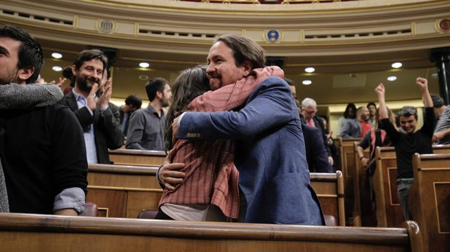 Los hijos de Iglesias y Montero, Leo y Manuel, ya se encuentran en casa