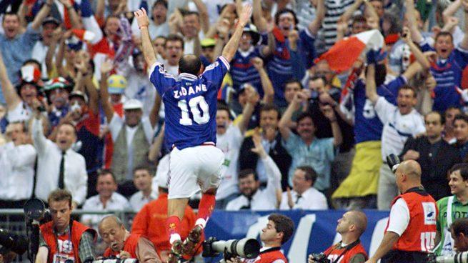 Deschamps: «Zidane será seleccionador de Francia»