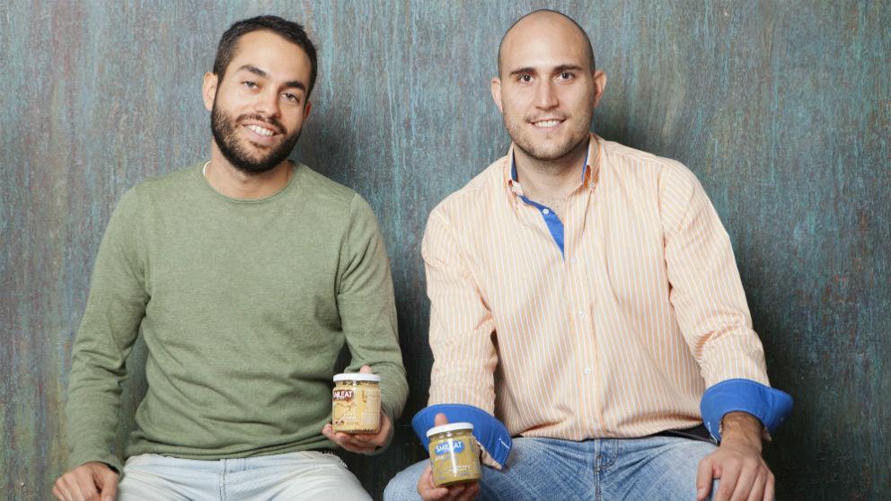Alberto Jiménez y Javier Quintanilla fundadores de SMILEAT (Foto: Smileat)