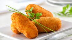 Receta de croquetas de huevos duros fáciles de preparar