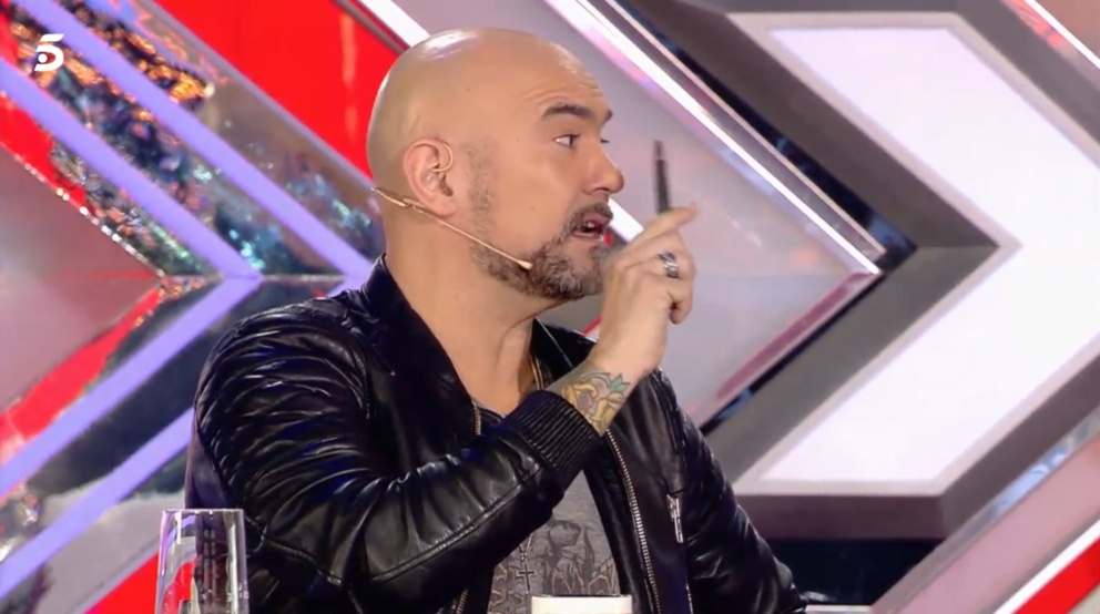 Fernando Montesinos escoge a tres diamantes en 'Factor X'
