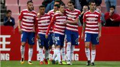 El Cádiz no pudo ganar al Granada en la última jornada. (EFE)